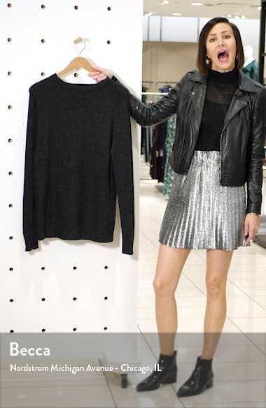 Ripple Ridge Crewneck Sweater, sales video thumbnail