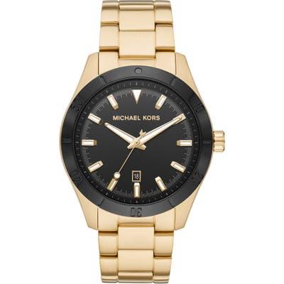 Michael Kors Layton Bracelet Watch, 4m