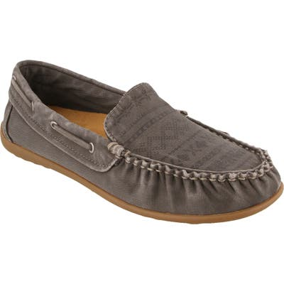 Taos My Hero Moccasin- Grey