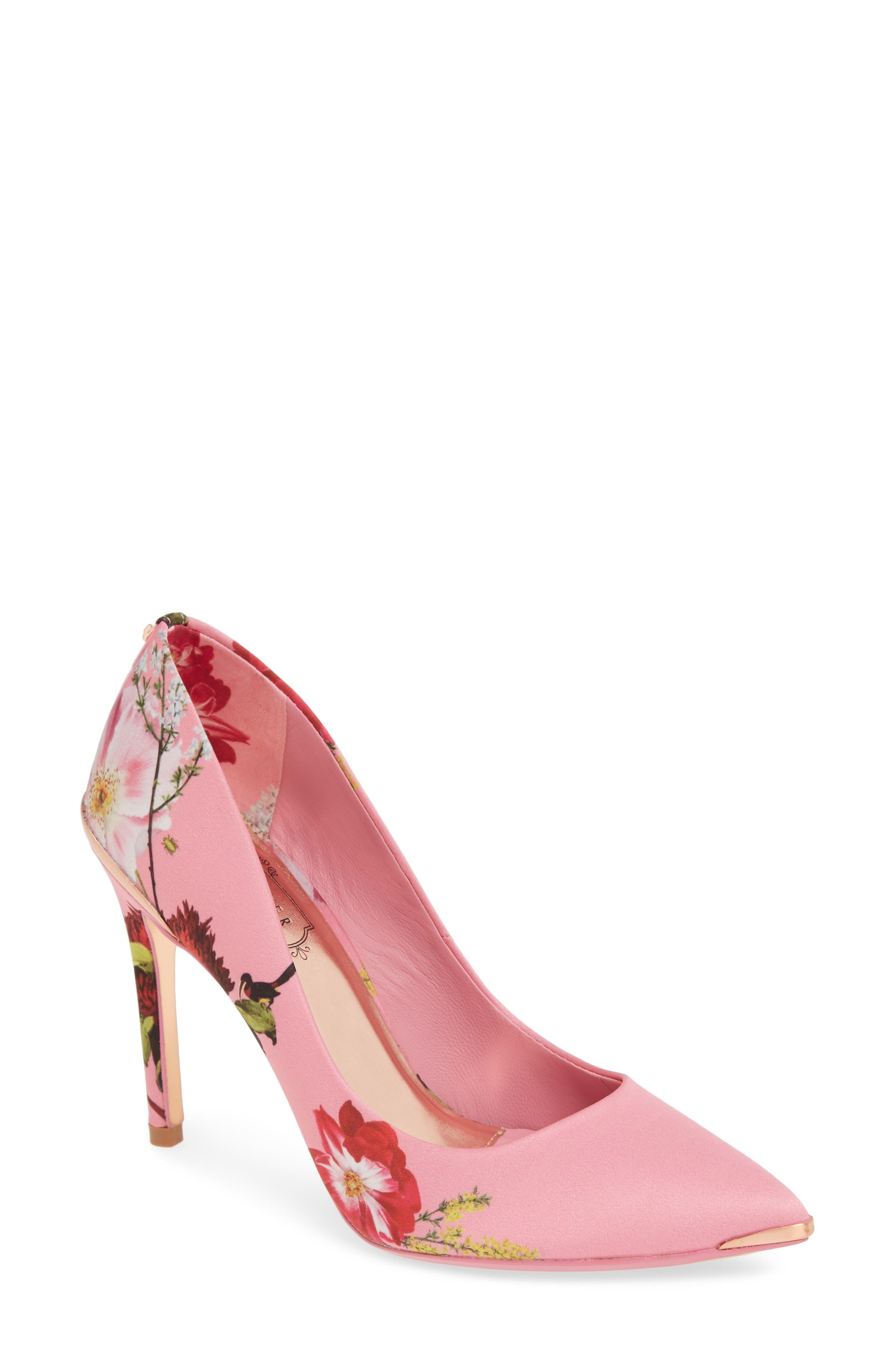 Ted Baker London Izibelp Pump, Pink