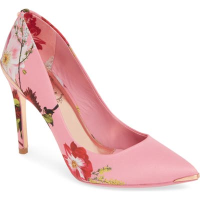 Ted Baker London Izibelp Pump, W3 - Pink