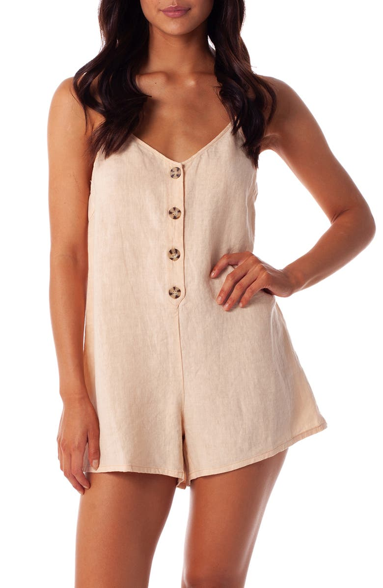 RHYTHM Romper Cover-Up, Main, color, 650