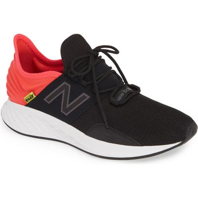 New Balance Fresh Foam Roav Sneaker - Black