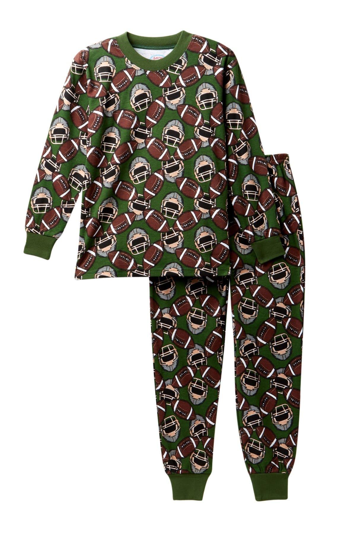 SARAS PRINTS Printed Pajamas