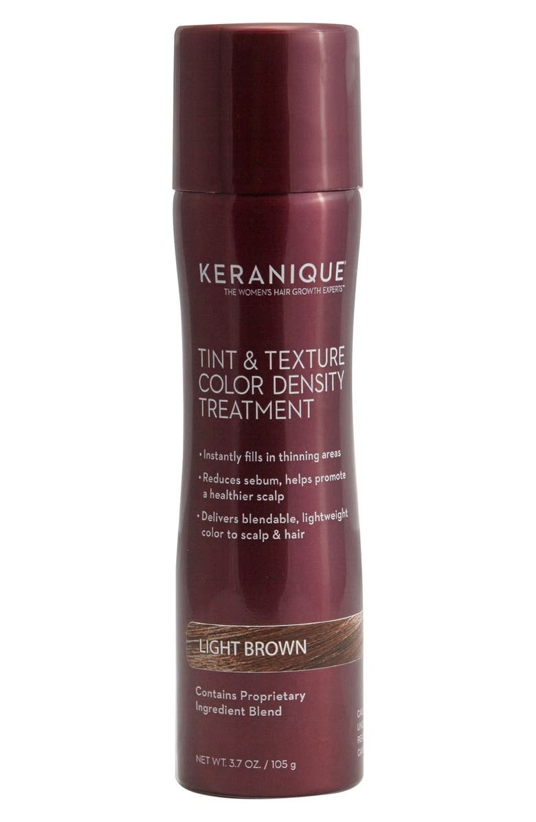 Keranique Tint Texture Color Density Treatment