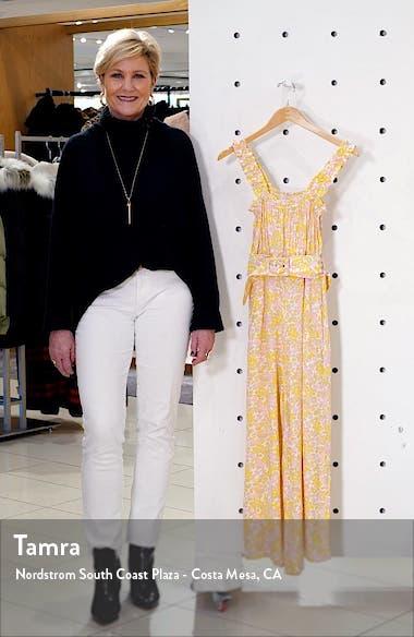Dolores Crop Wide Leg Jumpsuit, sales video thumbnail