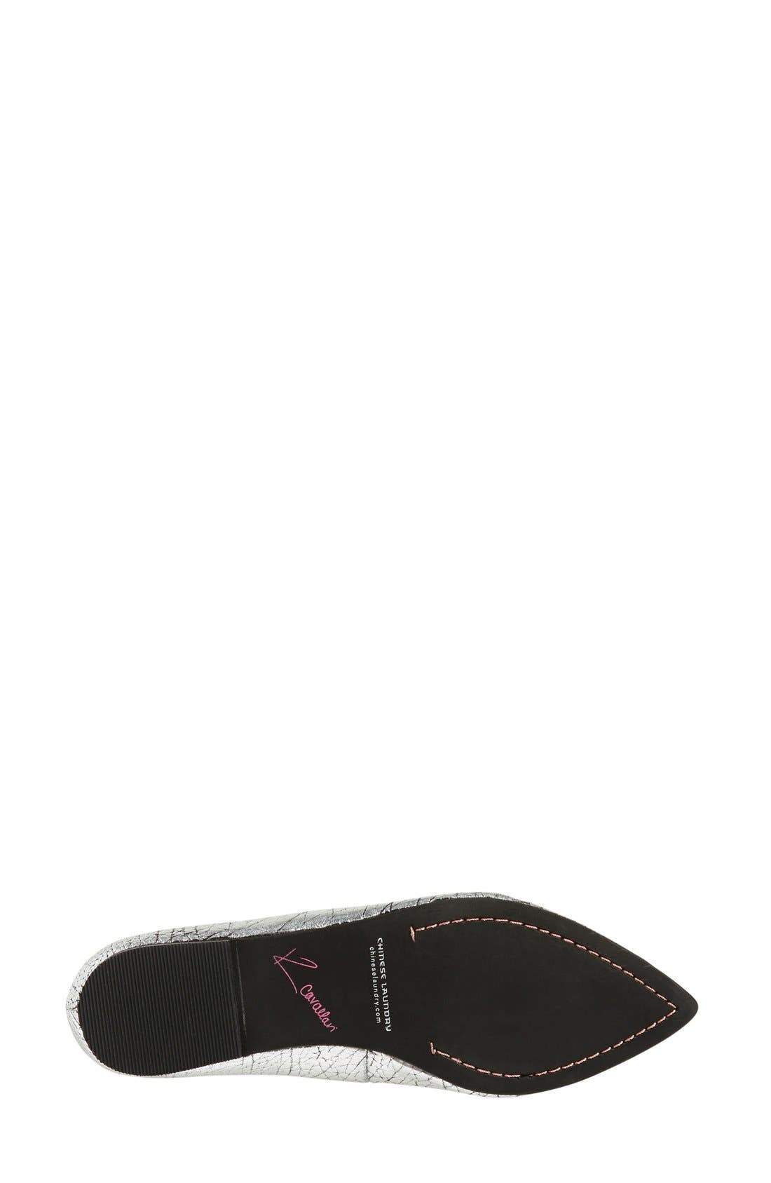 ,                             'Chandy' Loafer,                             Alternate thumbnail 4, color,                             040