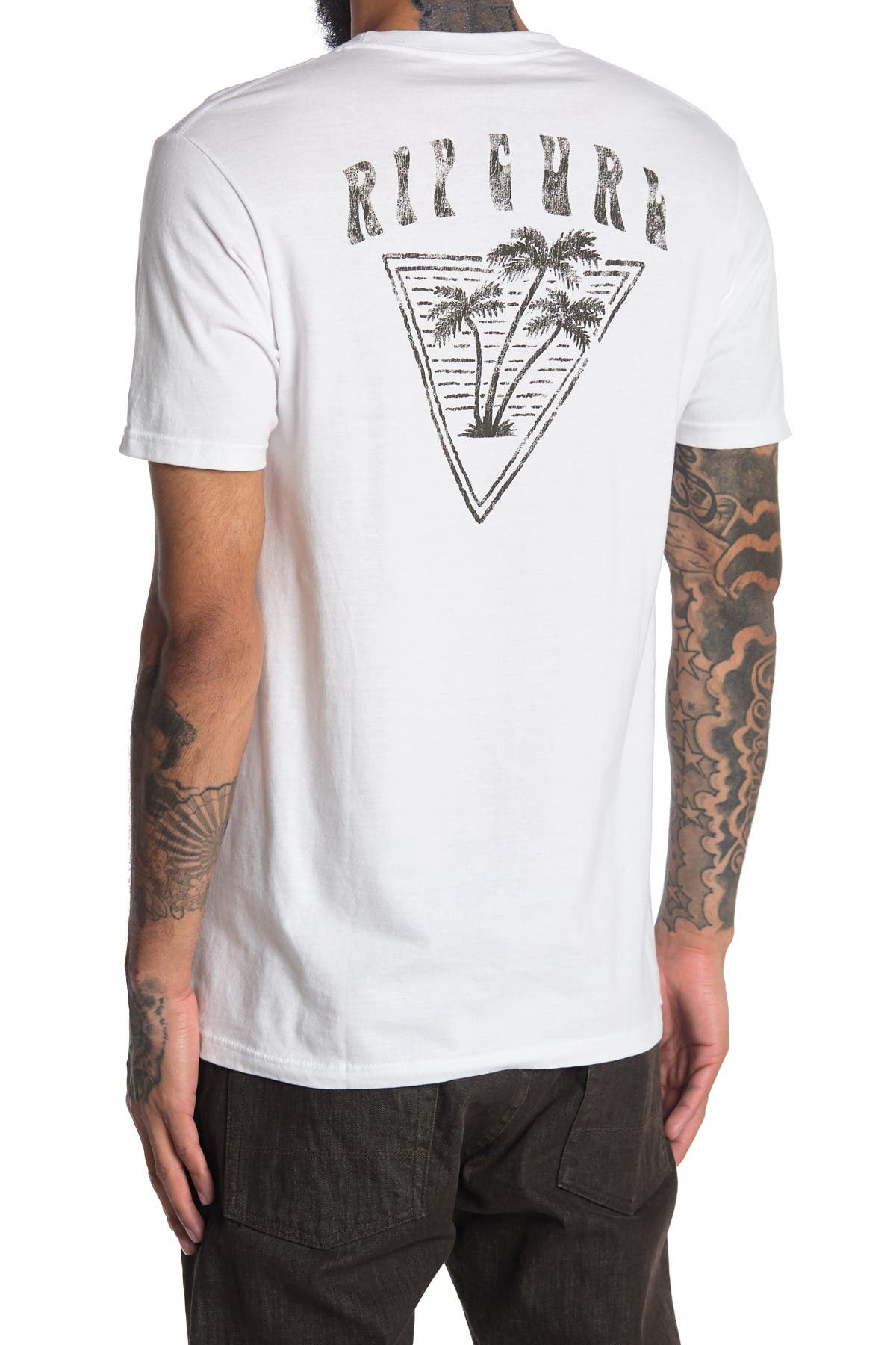 Image of Rip Curl Easy Breezy Logo T-Shirt