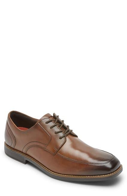 Image of Rockport Slayter Leather Shoe