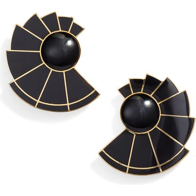 Monica Sordo Nautilus Ear Fan Earring