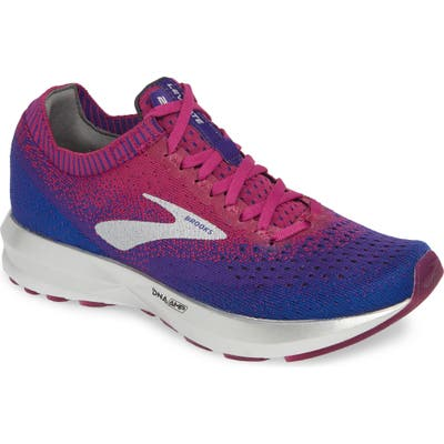 Brooks Levitate 2 Running Shoe B - Purple