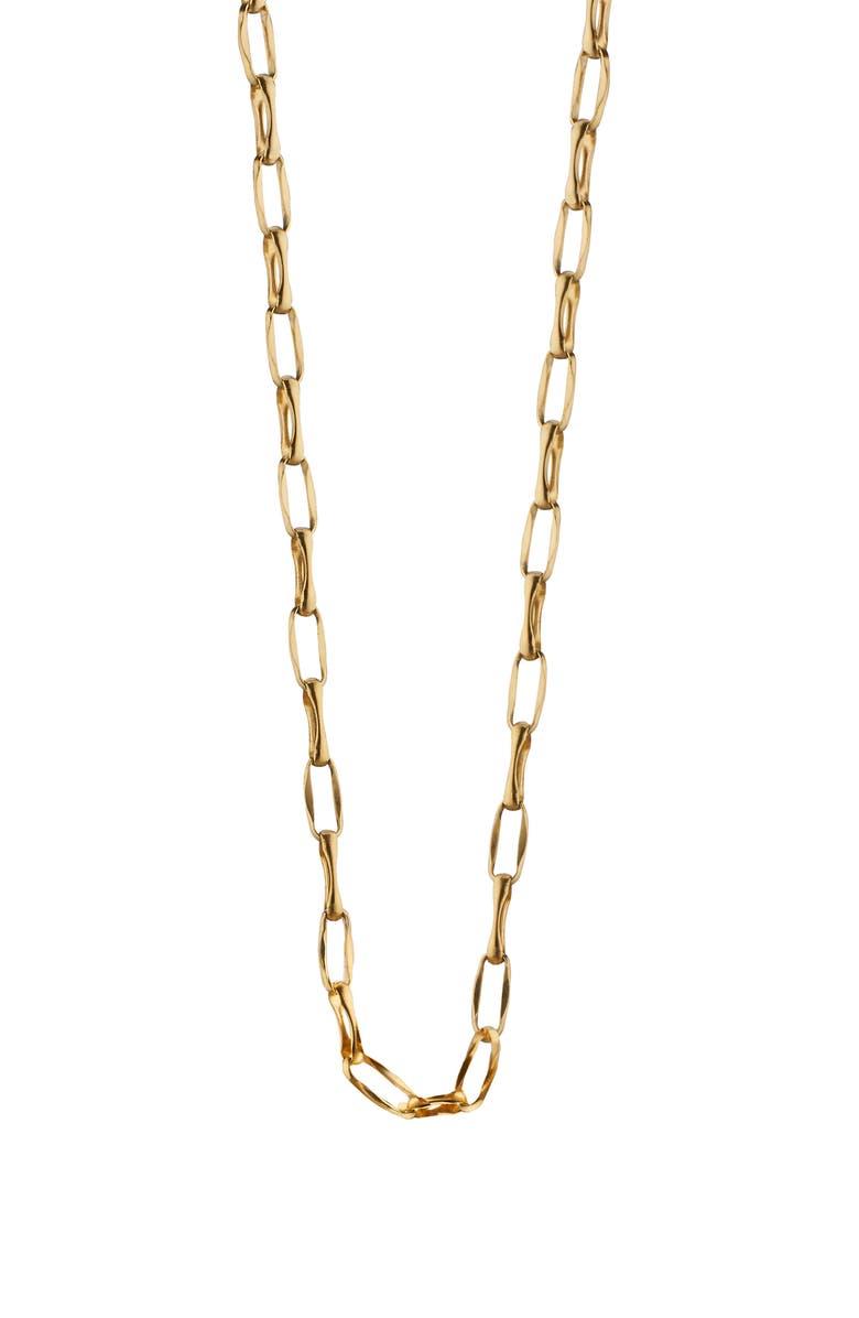MONICA RICH KOSANN Belcher 18K Gold Chain, Main, color, 18K YELLOW GOLD