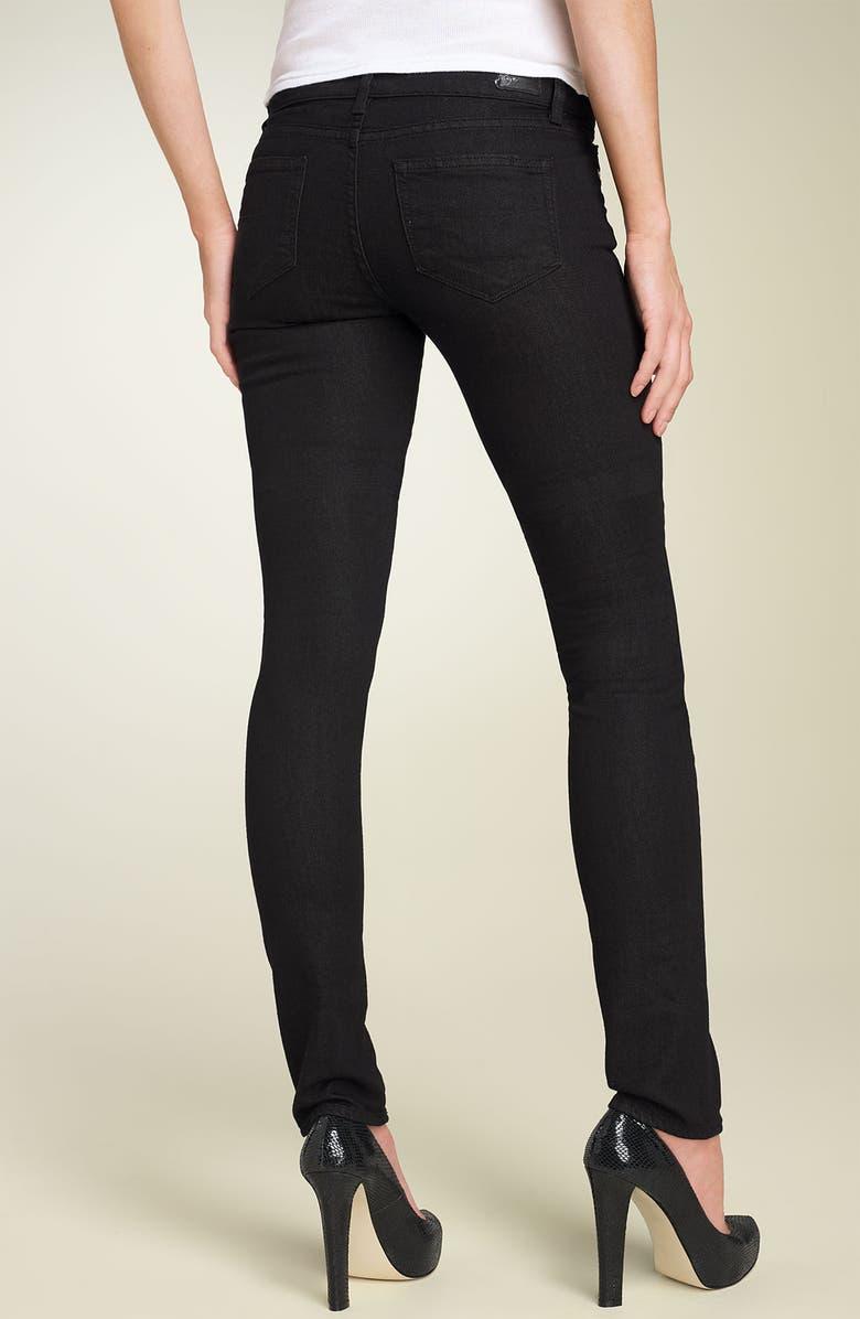 PAIGE Denim 'Skyline Drive 12' Skinny Stretch Jeans, Main, color, 004