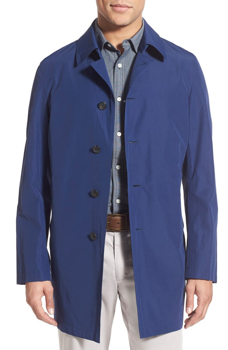 SANYO Classic Fit Raincoat, Main, color, 410