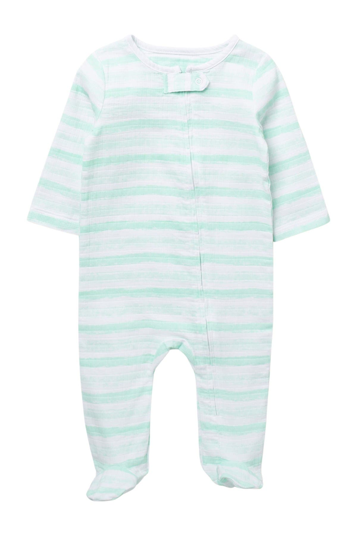 Image of aden + anais Long Sleeve One-Piece Coverall