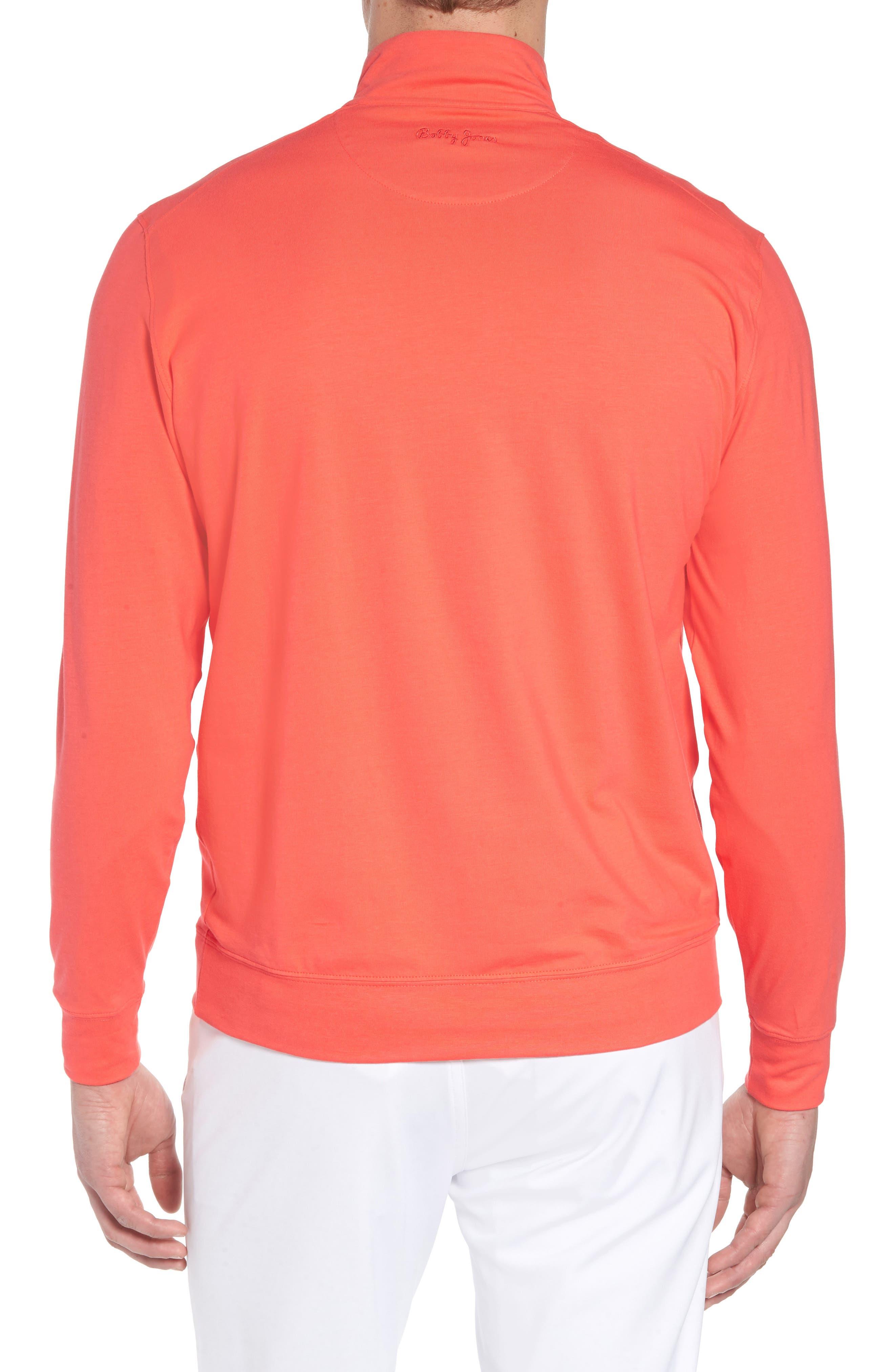 ,                             PTO Liquid Stretch Quarter Zip Pullover,                             Alternate thumbnail 26, color,                             673