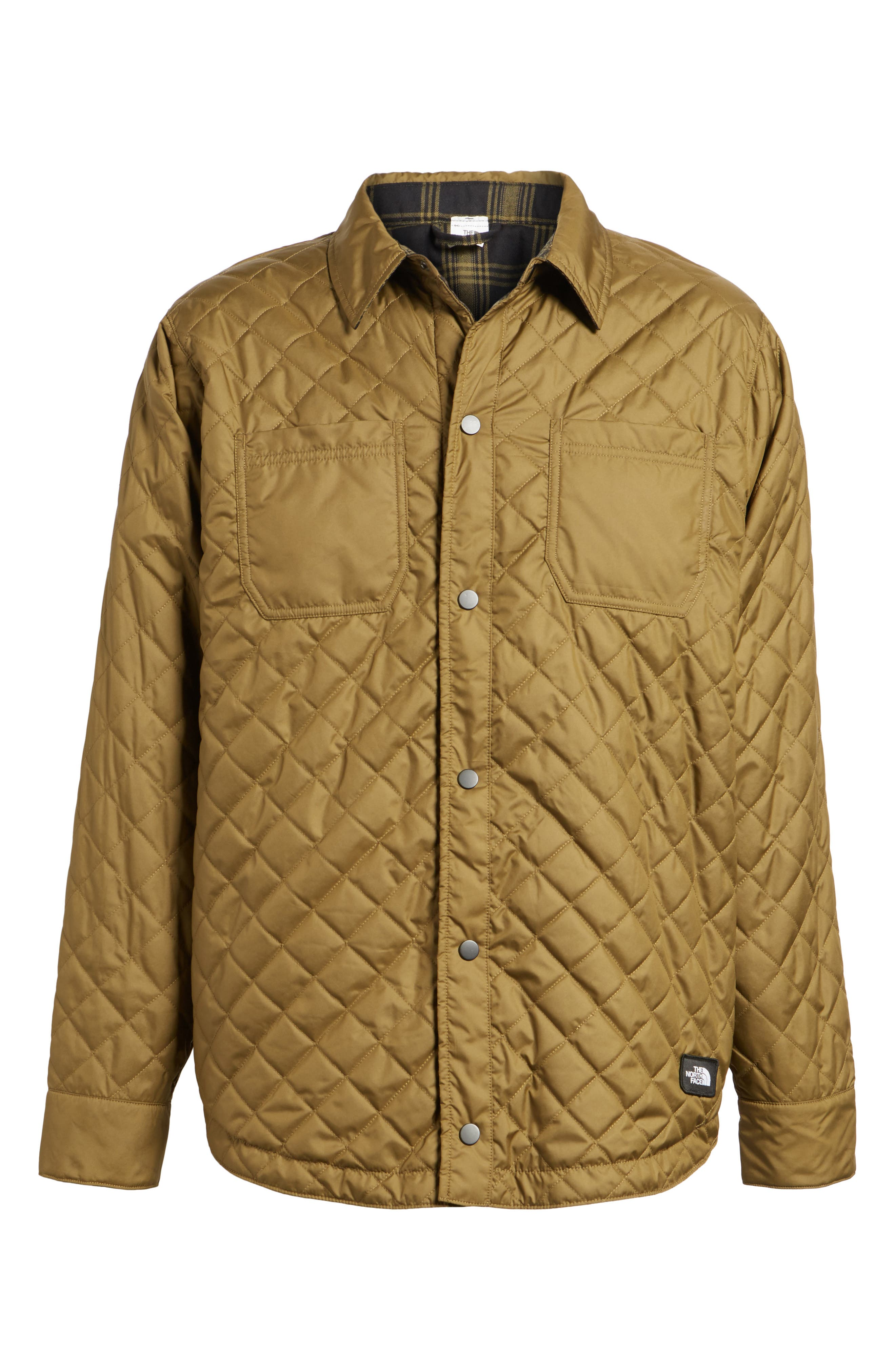 ,                             Fort Point Insulated Reversible Shirt Jacket,                             Alternate thumbnail 28, color,                             301