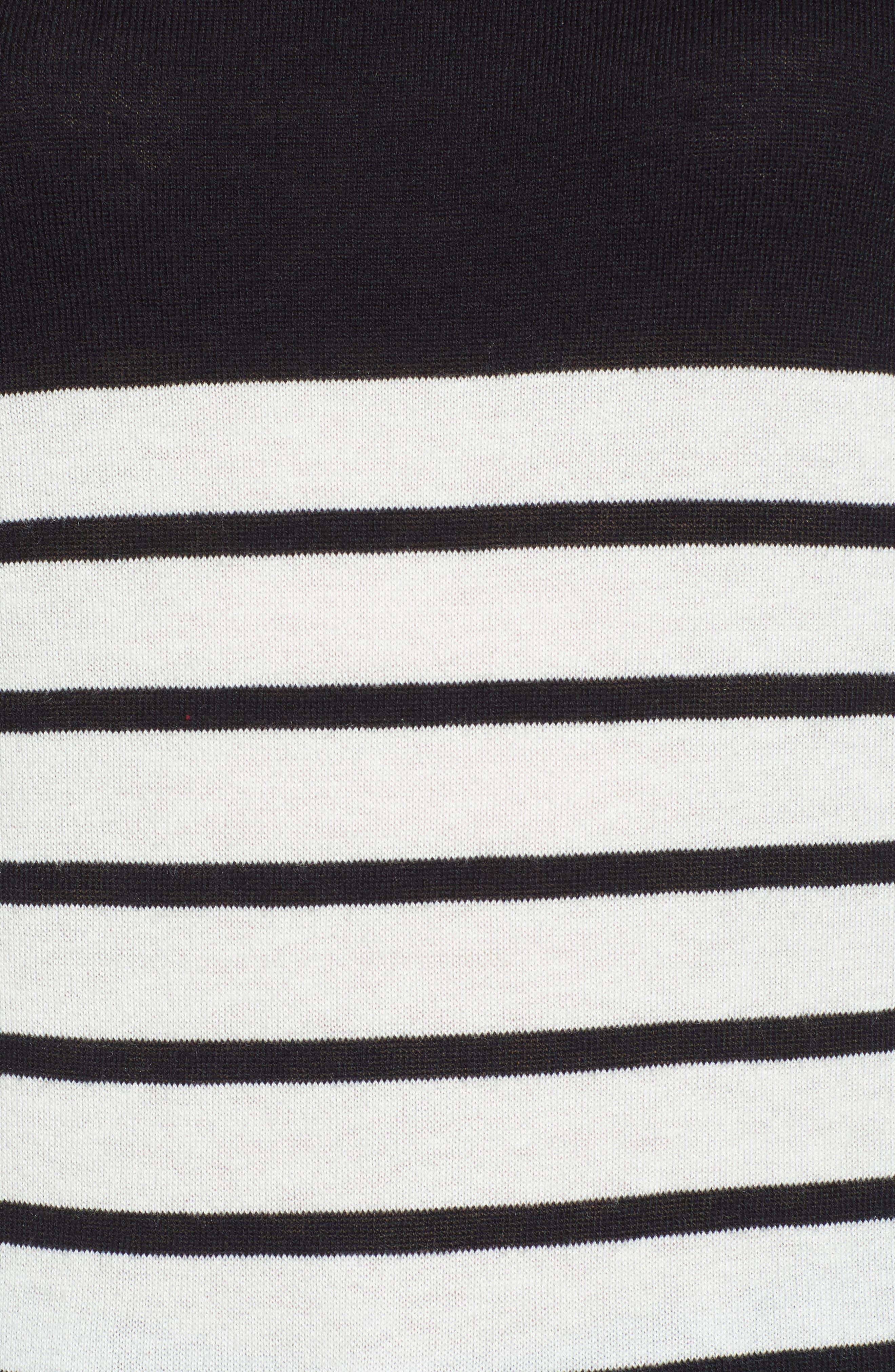 ,                             Scallop Neck Sweater,                             Alternate thumbnail 5, color,                             900