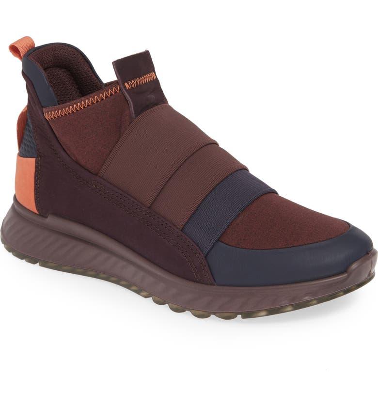 ECCO ST1 Slip-On Sneaker, Main, color, 930