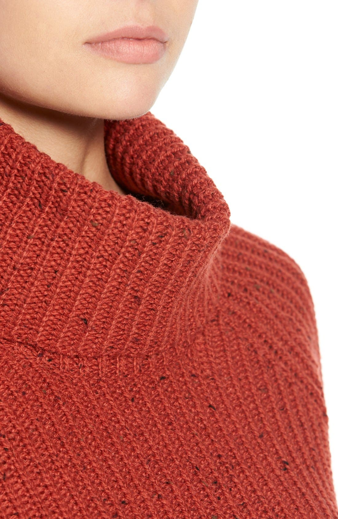 ,                             Turtleneck Sweater,                             Alternate thumbnail 22, color,                             610
