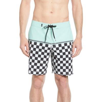 Vans Newland Board Shorts, Green