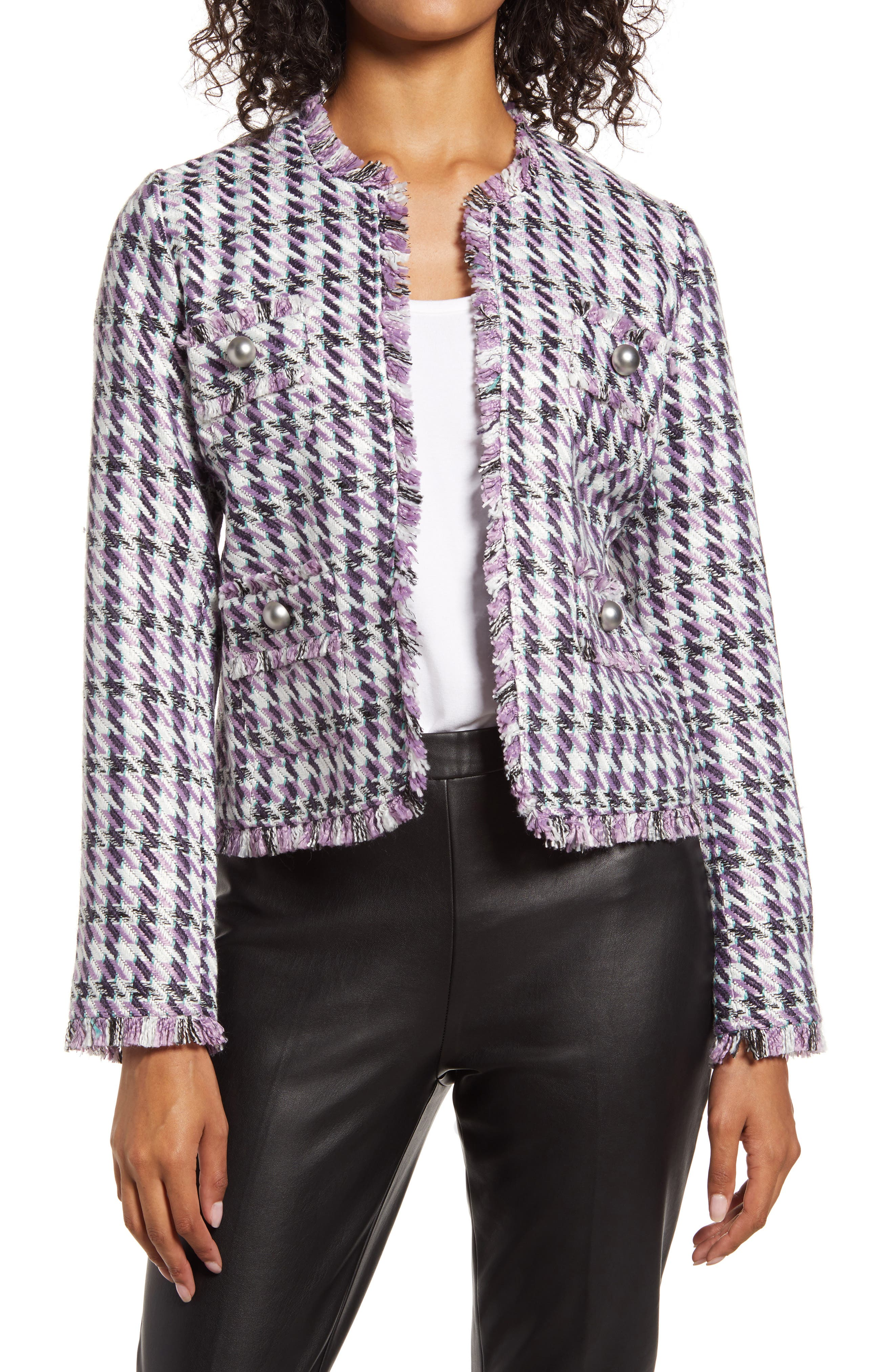 Image of Halogen Tweed Jacket