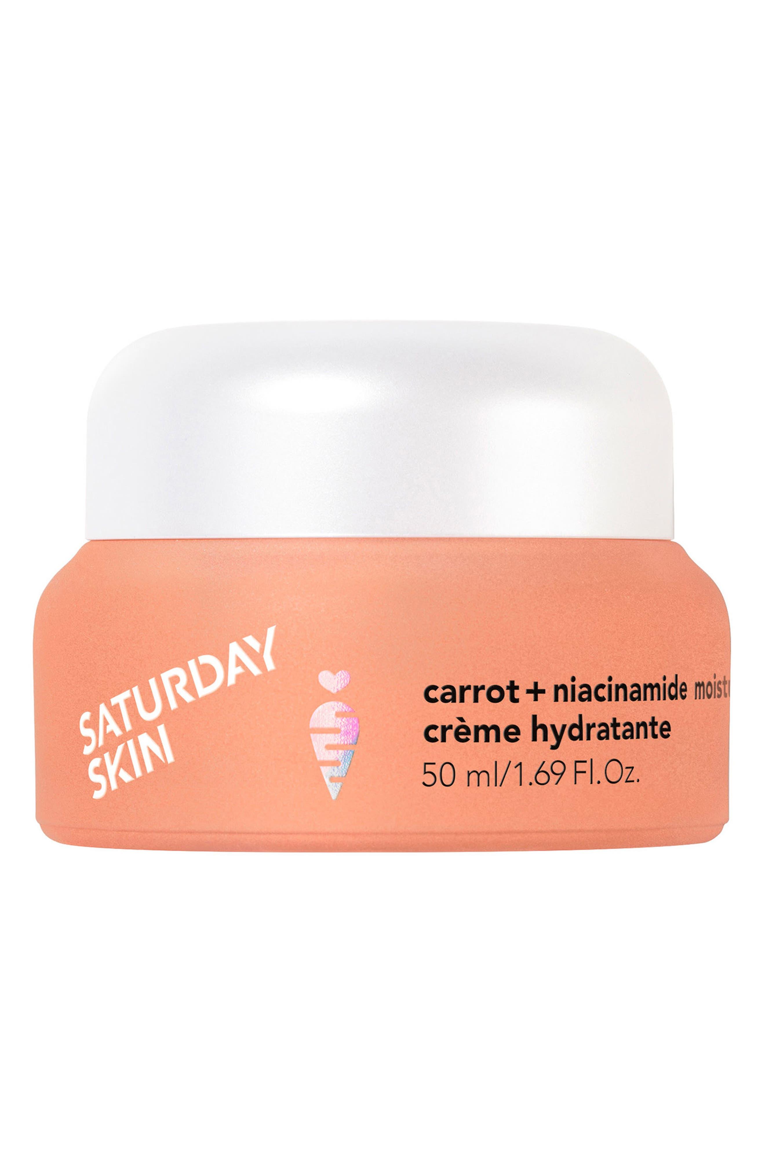 Carrot + Niacinamide Moisturizing Cream   Nordstrom