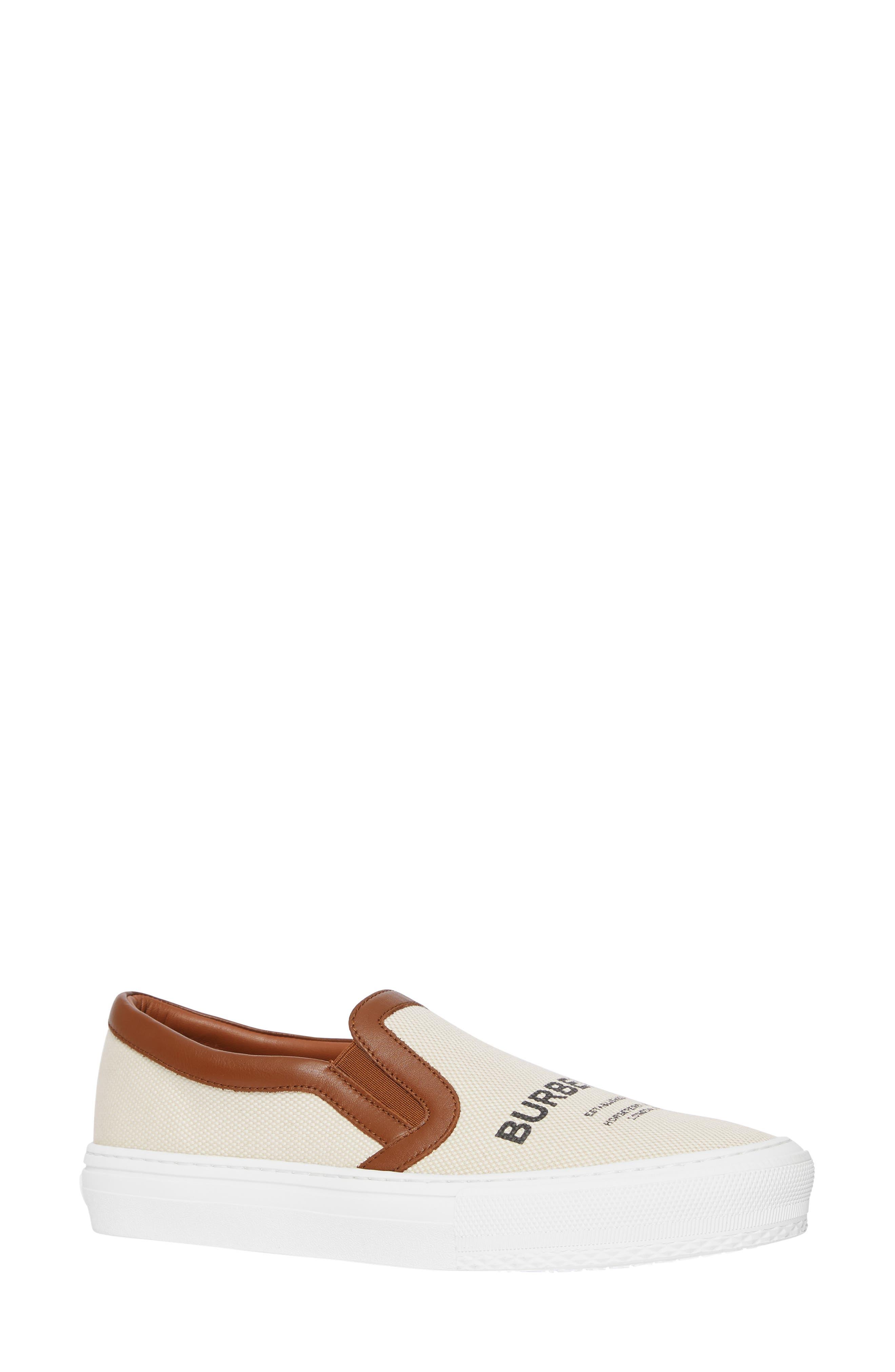 Burberry Delaware Slip-On Sneaker