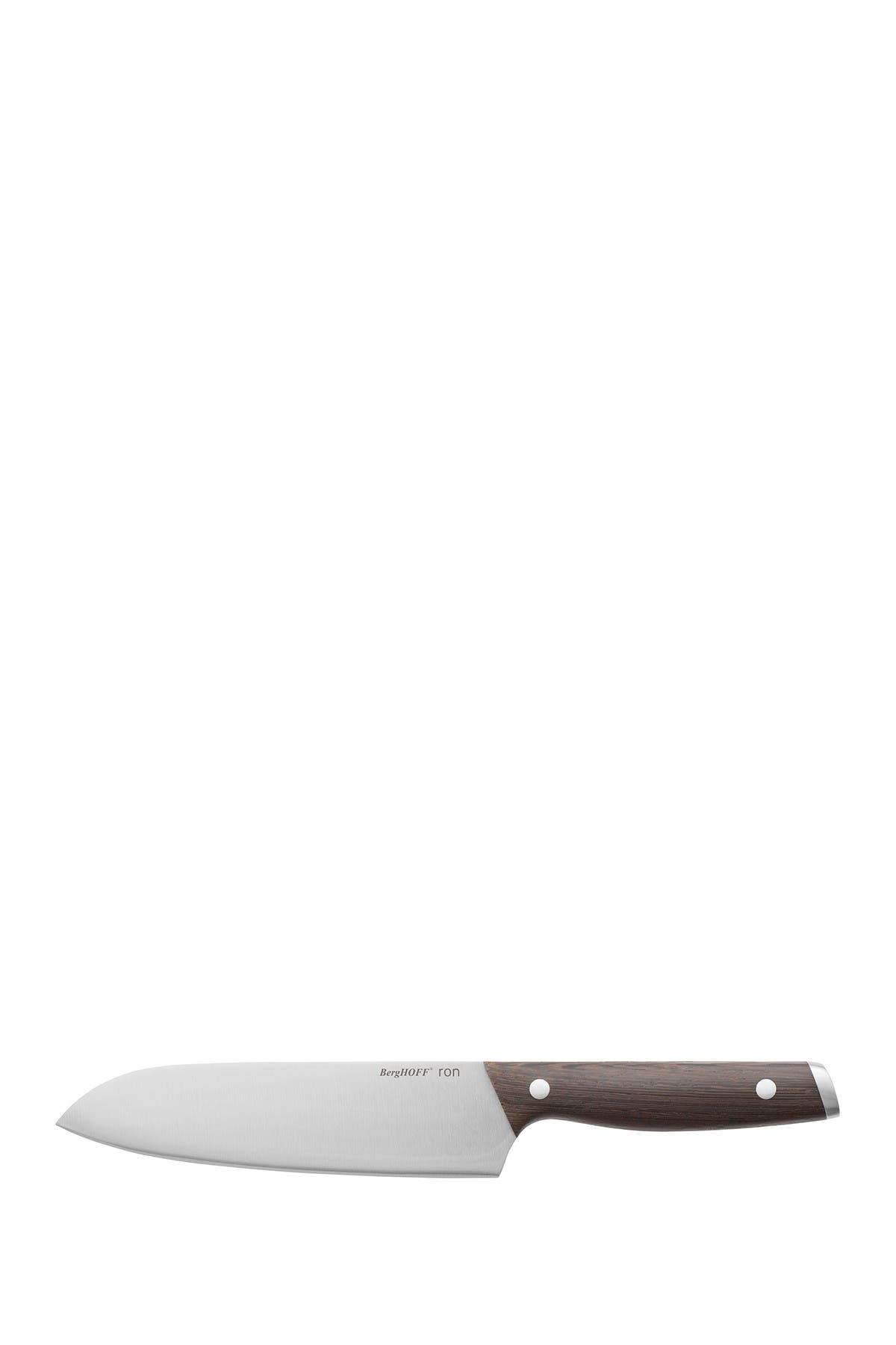 "Image of BergHOFF Brown Ron Acapu 7"" Santoku Knife"