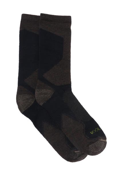 Image of Woolrich John Rich & Bros Technical Hiking Socks - Pack of 2