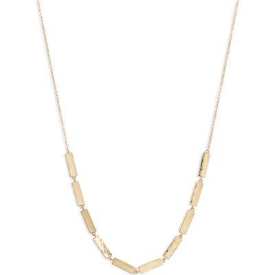 Gorjana Shaye Bar Necklace