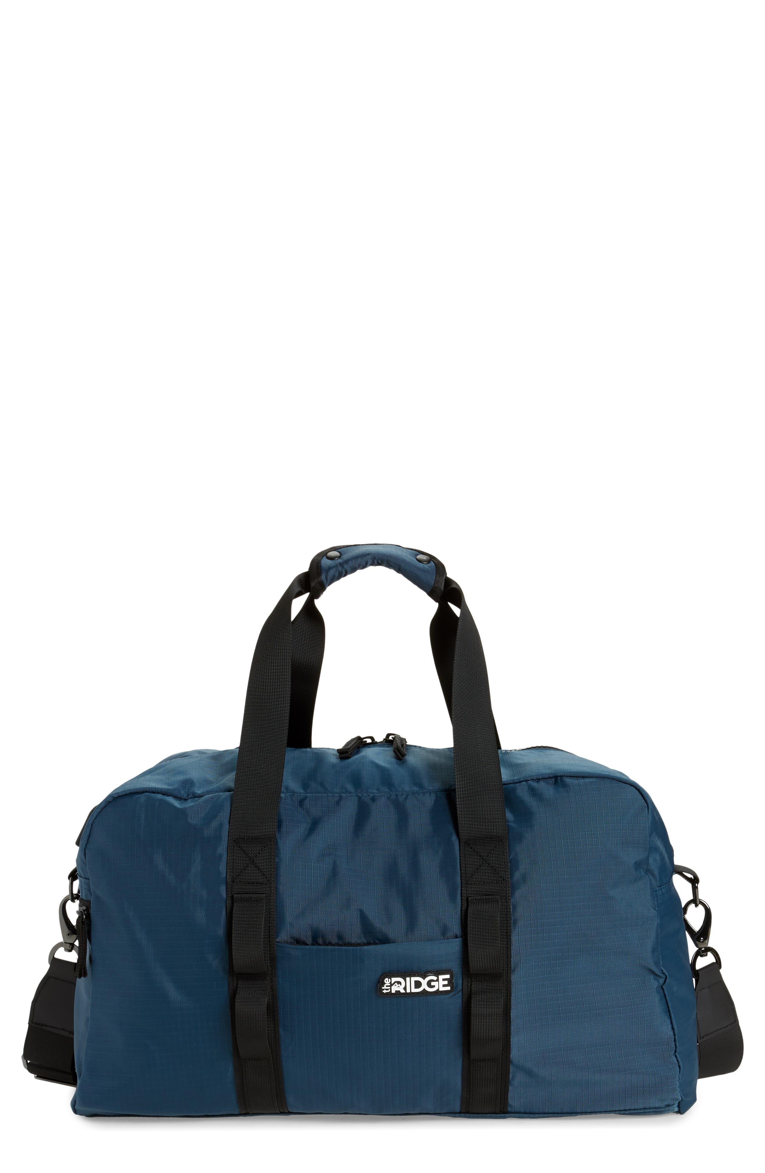 Ripstop Duffle Bag
