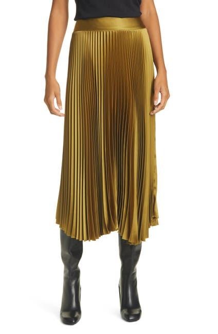 Image of Rag & Bone Alma Pleated Skirt
