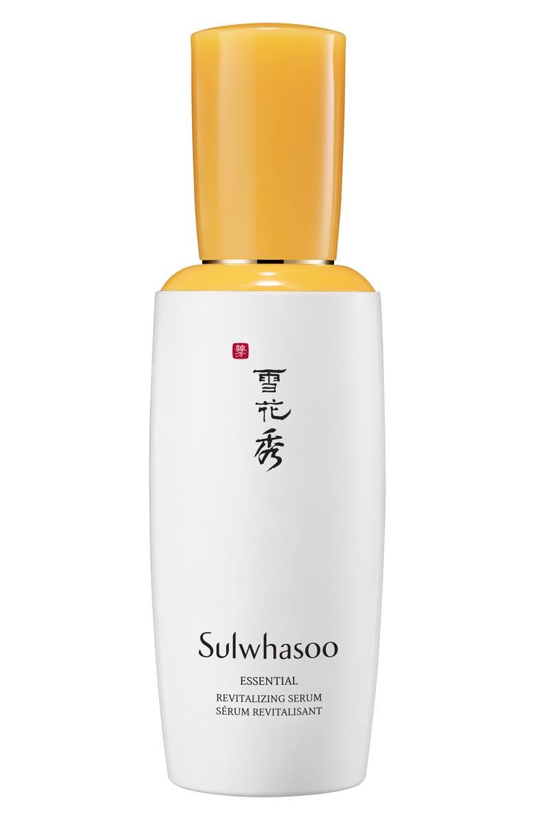SULWHASOO Essential Revitalizing Serum, Main, color, NO COLOR