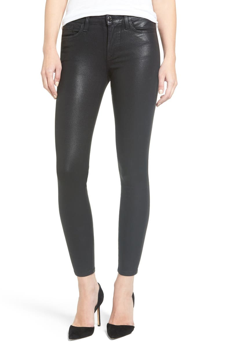 JOE'S Jeans Icon Ankle Skinny Jeans, Main, color, 001