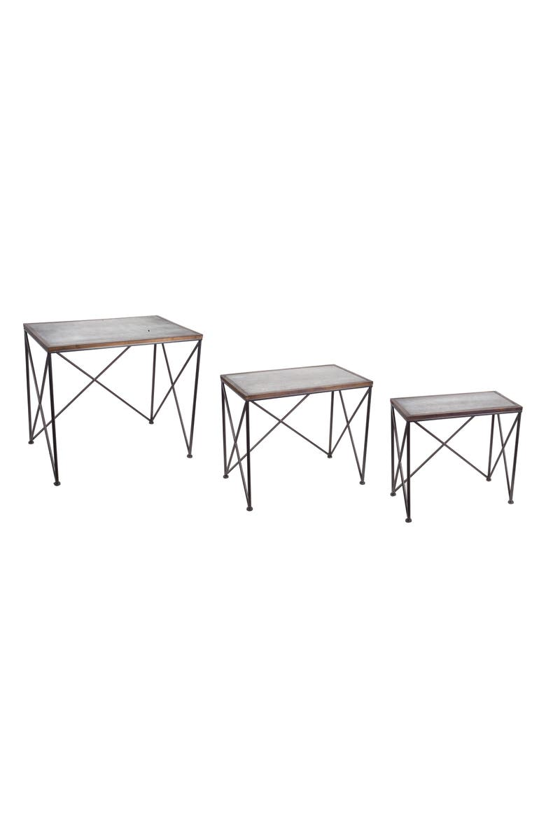 Prime Melrose Gifts Set Of 3 Accent Tables Nordstrom Home Interior And Landscaping Staixmapetitesourisinfo