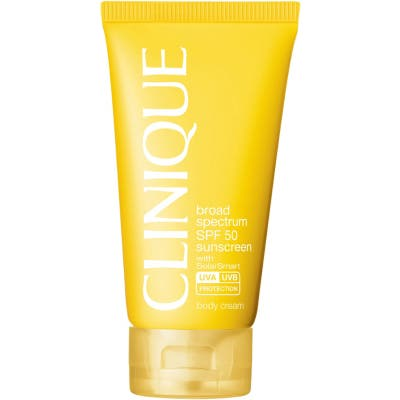Clinique Sun Broad Spectrum Spf 50 Body Cream Sunscreen
