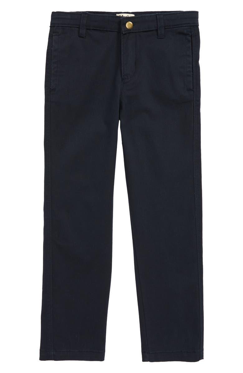 HATLEY Twill Pants, Main, color, BLUE