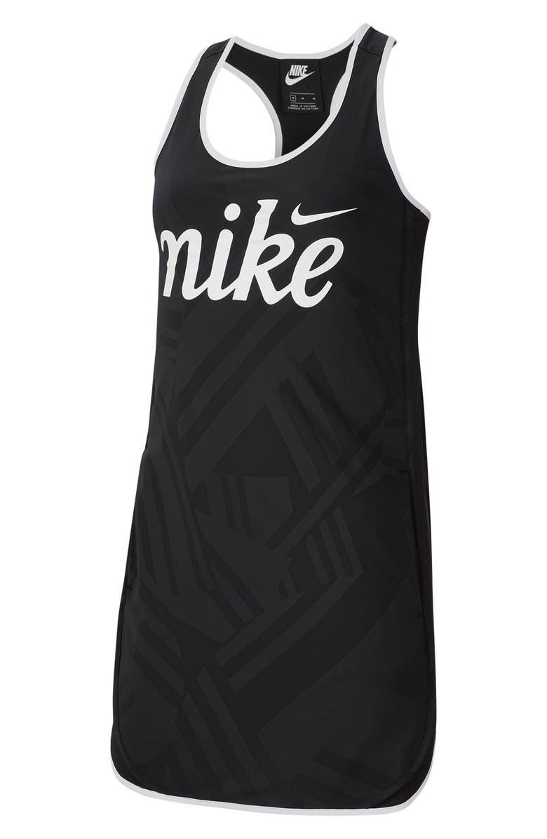 NIKE Sportswear Icon Dress, Main, color, 010
