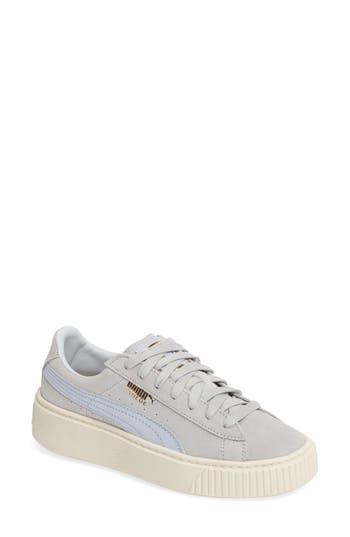 PUMA Suede Platform Core Sneaker (Women)