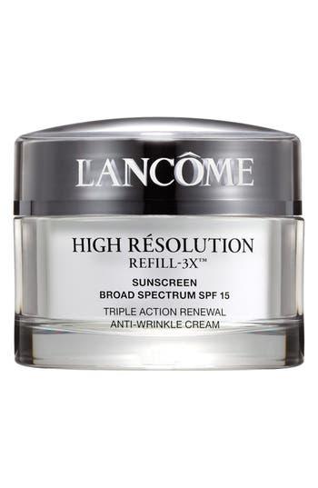 Lancôme High Résolution Refill-3X Anti-Wrinkle Moisturizer Cream