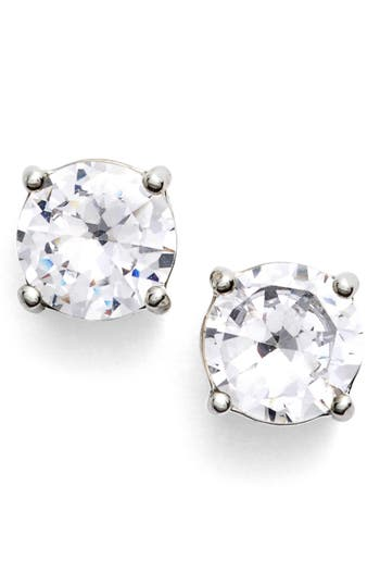 Givenchy Crystal Stud Earrings