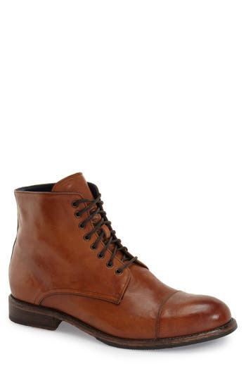BOGA 'Union' Cap Toe Boot (Men)