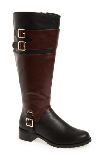 Bella Vita 'Adriann II' Knee High Boot (Women) (Wide Calf)