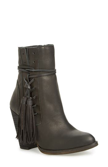 Charles David 'Yanni' Pointy Toe Tassel Bootie (Women)