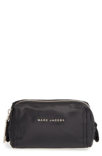 MARC JACOBS 'Small Easy' Cosmetics Case