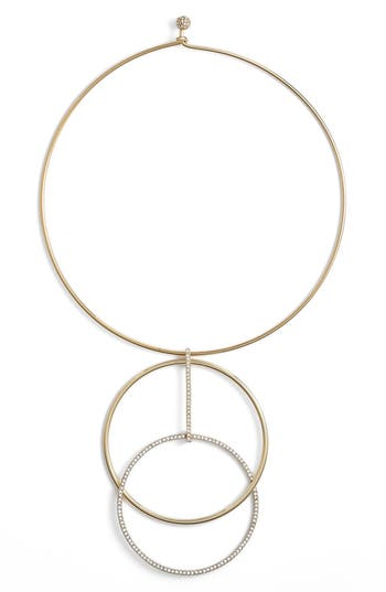 kate spade new york ring it up collar necklace