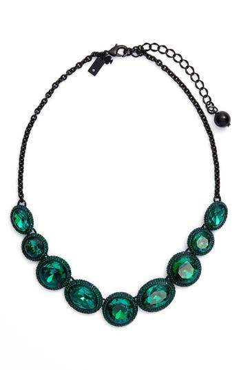 kate spade new york 'absolute sparkle' collar necklace