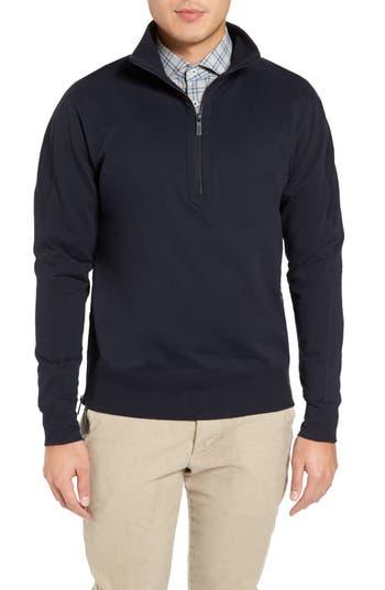 Good Man Brand Half Zip Sweatshirt