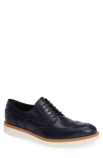 Salvatore Ferragamo Fontana Wingtip (Men)